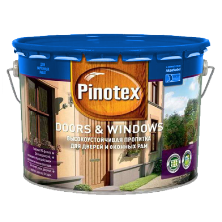 Pinotex Doors & Windows 10л